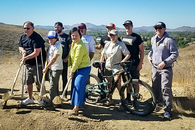 20171021086-Sapwi Trails Groundbreaking Trailwork