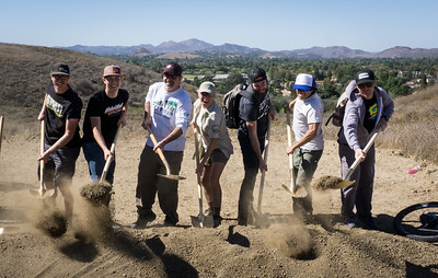 20171021083-Sapwi Trails Groundbreaking Trailwork