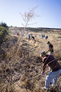 20171021011-Sapwi Trails Groundbreaking Trailwork
