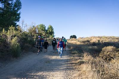 20171021001-Sapwi Trails Groundbreaking Trailwork
