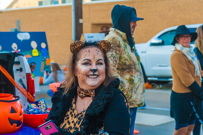 Trunk or Treat October 27, 2017