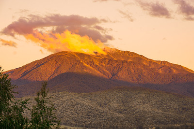 Mount Bogong ~ late afternoon