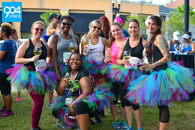 Wine and Chocolate 5k 2017