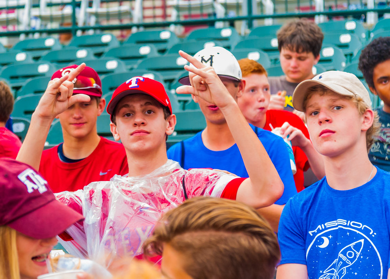 Reach/Roughriders Game August 1, 2017