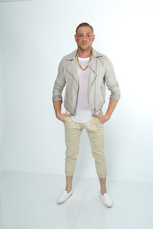 David Ruiz Swagger Posing