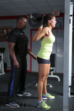 Gus Xtreme Gym Shoot