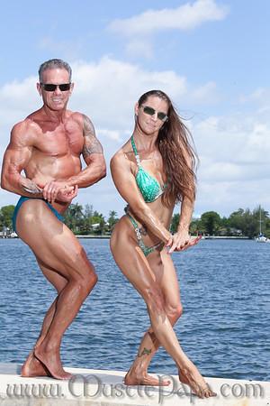 Mike Felling & Brigit Norris