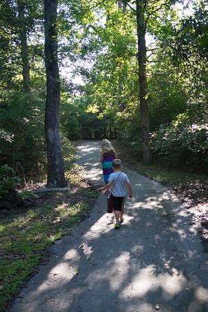 Base and Acid Nature Walk