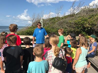 Homeschool Day at the Aquarium