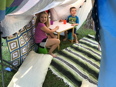 Summer Fort