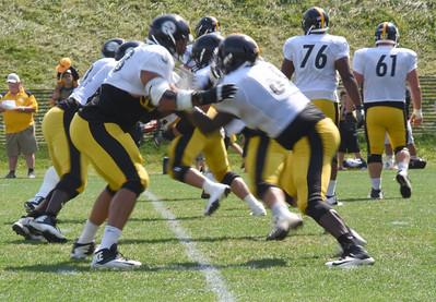 2017 Pittsburgh Steelers Training Camp