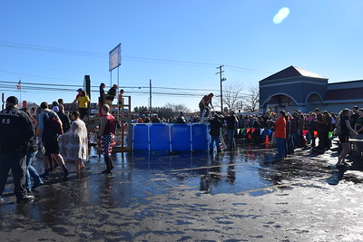 2017 Polar Plunge in Mt. Pleasant