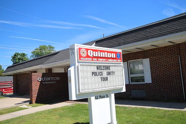 "2017 Police Unity Tour   ""Quinton Township"" 05-09-2017"