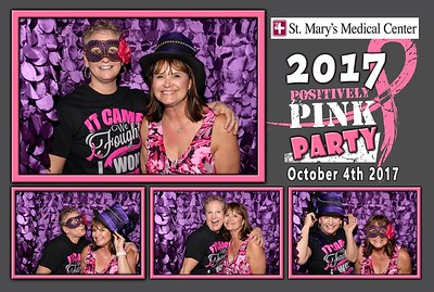 2017 Positively Pink Party