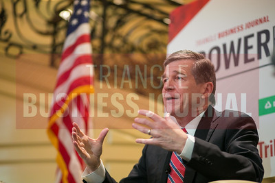 2017 Power Breakfast with Governor Roy Cooper
