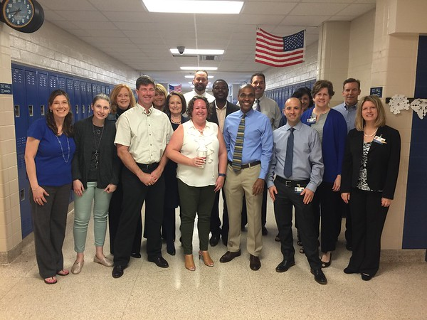 2017 Principals of the Year (Spencer & Williams)