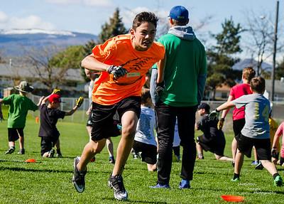 2017 Pro Combine & Skills Camp