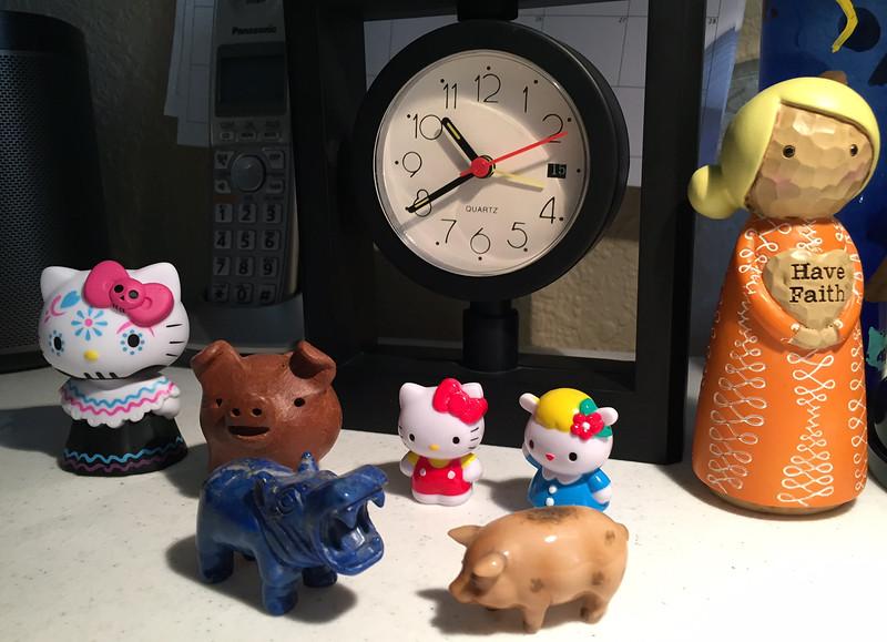 desk crew