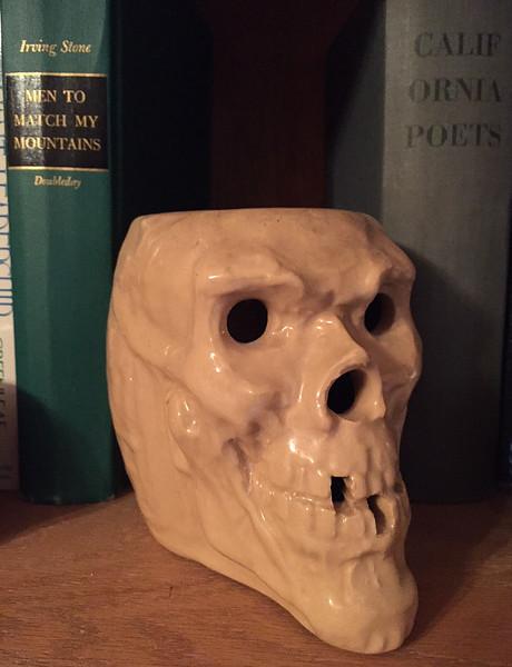 trader vic skull