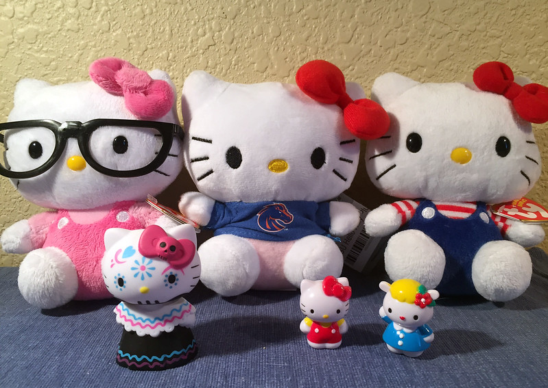 hello kitty gang