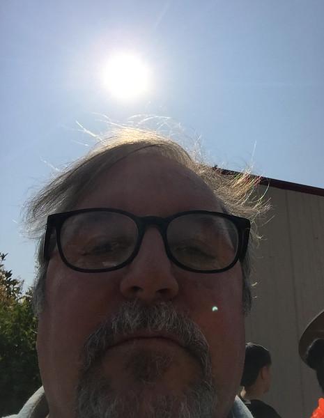 Selfie eclipse