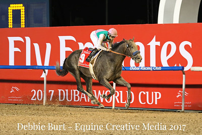 Dubai World Cup Gr1 2000m Dirt