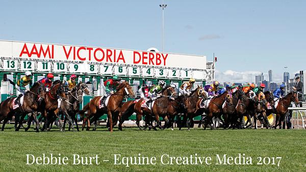 Victoria Derby Day