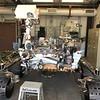 Curiosity engineering model - JPL
