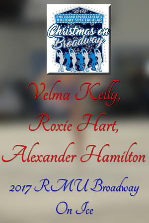 Velma,Roxie,Alexander