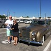 Paul & Linda Coselli's 1960 SCII  LCWC610   They took the Silver Trophy