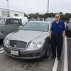 Carl and his 2009 Bentley CFS