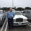 John and his 1997 Silver Spur