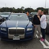Tom & Debbie with their 2011 RR Ghost