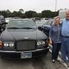 Jim & Meme with their 1999 Bentley Arnage