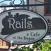 Friday dining at Rails in Kerrville.