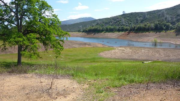 2017-04-14 - Lake McClure Horseshoe Bend