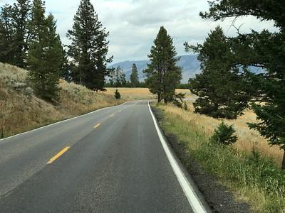 2017-09-09 - Yellowstone + Grand Teton Unedited road shots