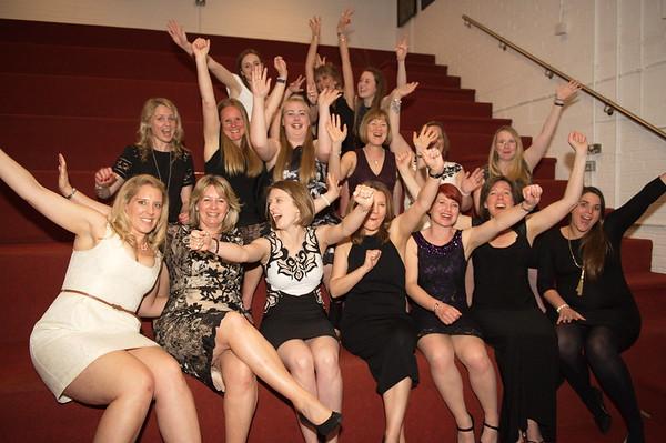 Ladies 4s - Squash Court Photos