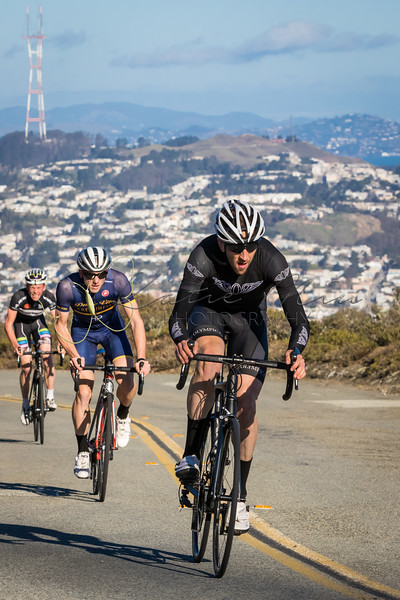 2017-01-01 San Bruno Mountain Hill Climb