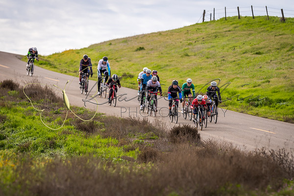 Cantua Creek Road Race