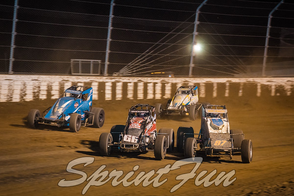 Great Lakes Dirt Nationals - BOSS Sprints