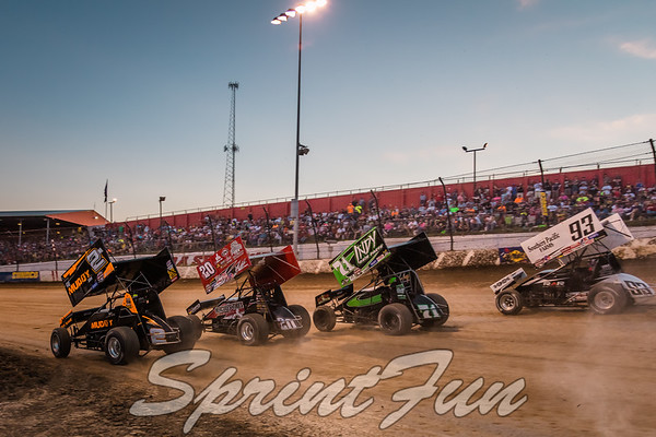 The 34th Annual Kings Royal 7-15-17