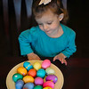2017 April 11 Reagan and Easter Eggs