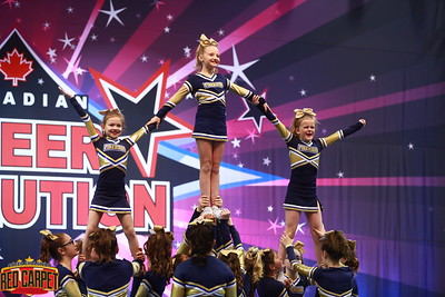 Absolute Cheer Energy Firebirds Flare Junior Prep 1