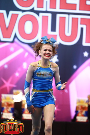 Beach Cheer Athletics Abby  Youth Indy 4