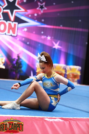 Beach Cheer Athletics CalliAnne Yth Indy A 3