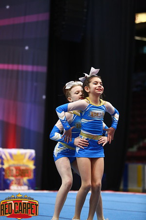 Beach Cheer Athletics Charlotte & Sahara Yth Duo 2