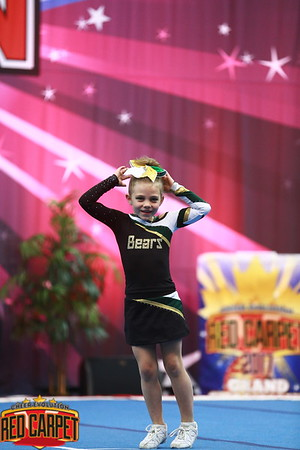 Cheer On! Bears Neveah D Mini Indy 1