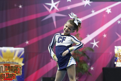 CheerForce WolfPack Caroline Mini Indy 1