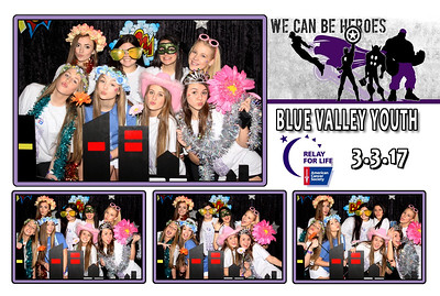 2017 Relay For Life BV Schools